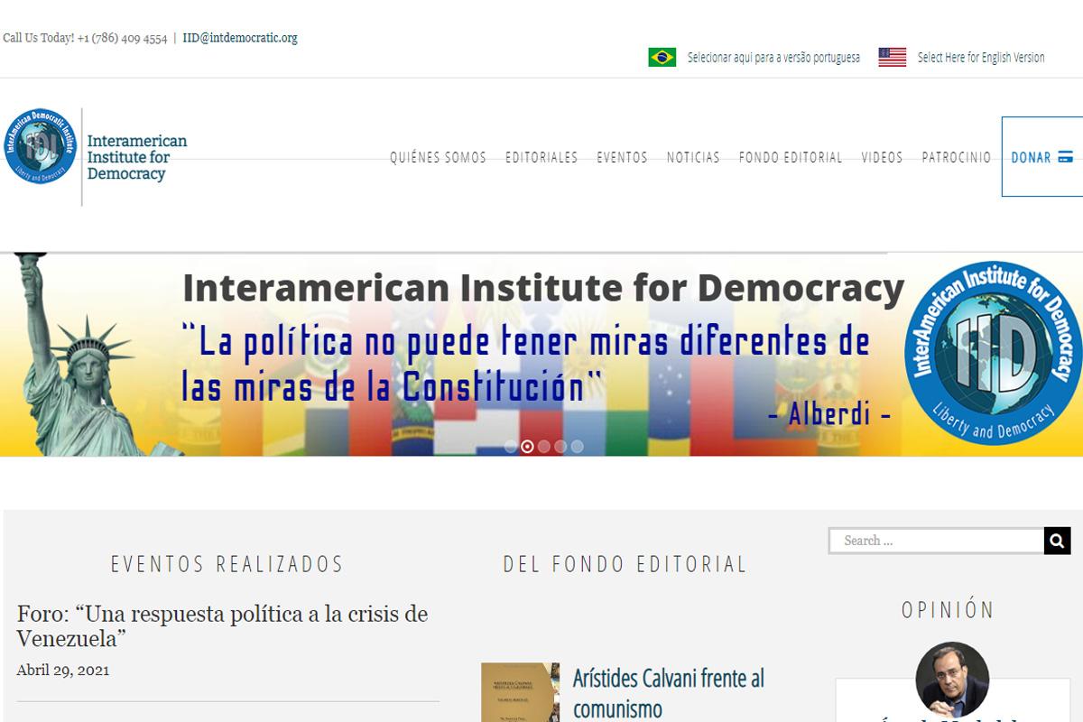 Instituto Interamericano para la Democracia
